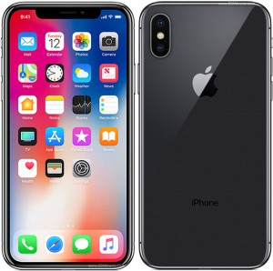 Apple iPhone X 256GB Space Grey + Husa protectie cadou