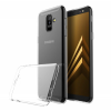Husa silicon transparent samsung galaxy A6 Plus 2018