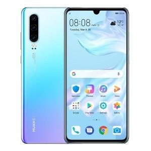 Huawei P30 128GB 6GB Ram Dual Sim Breathing Crystal + Husa Protectie Cadou