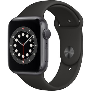 Apple Watch Series 6 GPS + Cellular 44mm Sport Band Aluminium Space Gray