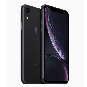 Apple iPhone XR 64GB Black + Husa protectie cadou