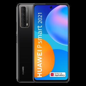 Huawei P Smart 2021 Dual Sim 128GB 4GB-Ram Black