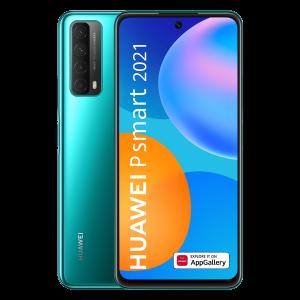 Huawei P Smart 2021 Dual Sim 128GB 4GB-Ram Crush Green