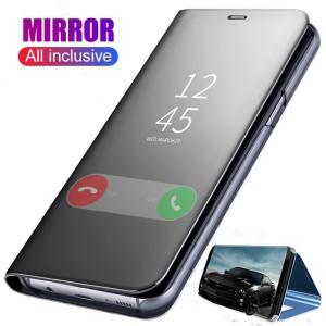 Samsung Husa Flip Cover pentru Samsung Galaxy Note 10 Plus Book Clear View Black